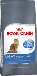 Корм Royal Canin Light Weight Care для кошек склонных к полноте 2кг от Ravta