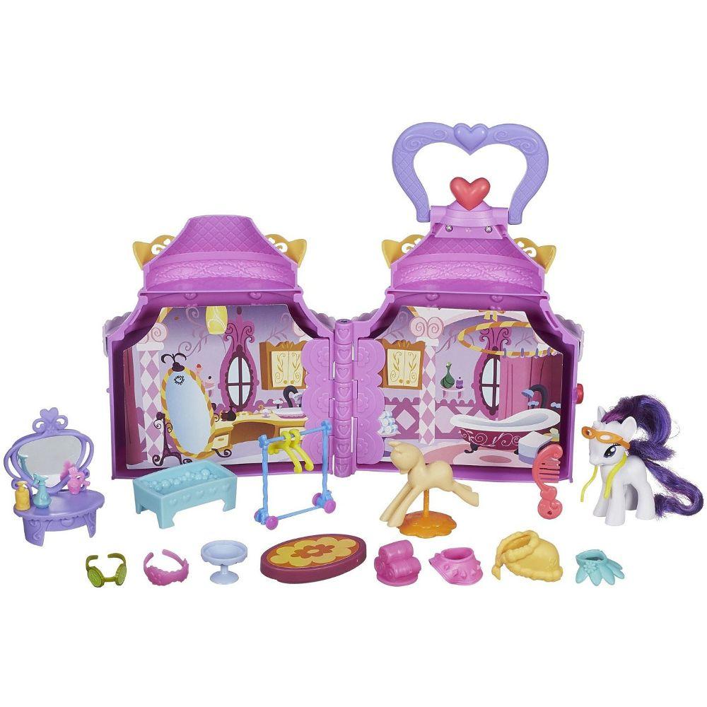 Набор Игровой Бутик Рарити My Little Pony, Hasbro B1372Игровые наборы для девочек<br><br><br>Артикул: B1372<br>Бренд: My Little Pony<br>Категории: My Little Pony