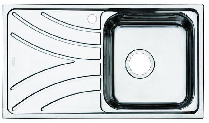 Мойка для кухни Iddis Arro (арт.ARR78SRi77) нержавеющая сталь от Ravta