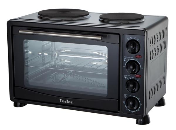 Здесь можно купить Мини печь TESLER EOGP-3000 Black  Мини печь TESLER EOGP-3000 Black