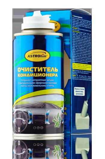 """Очиститель кондиционера """"Пихта"""" Astrohim AC-8602 от Ravta"""