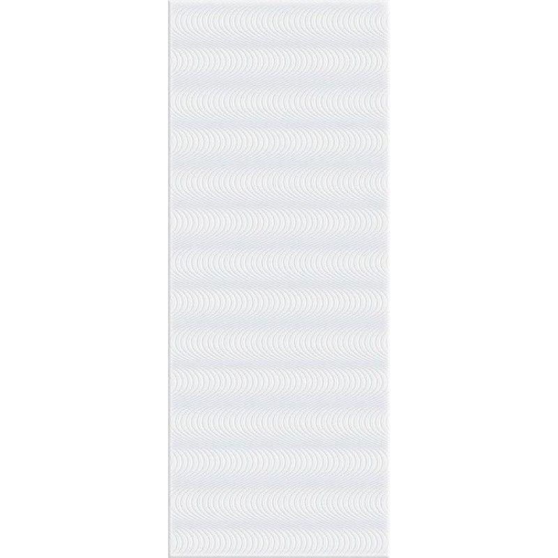 Керамическая плитка настенная Azori Gloss Лайт белый 505*201 (шт.) от Ravta