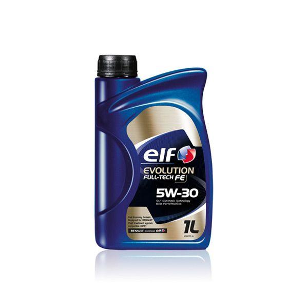 elf Масло Elf EVOLUTION FULL-TECH FE SAE 5W-30 (1л)