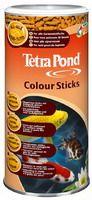 Специальный корм TetraPond Colour Sticks 1 LКорма для прудовых рыб<br><br><br>Артикул: 124394<br>Бренд: Tetra<br>Вид: Палочки<br>Страна-изготовитель: Германия<br>Для кого: Прудовые рыбы<br>Серия_: TetraPond<br>Назначение: Насыщенный окрас<br>Фасовка: 1000мл