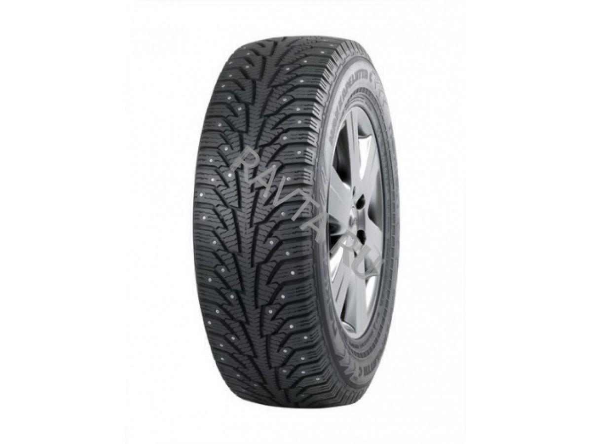 Шина Nokian Hakkapeliitta C Cargo 205/75 R16C 113/111R шипЛегковые шины<br><br><br>Сезонность шины: зимняя<br>Индекс максимальной скорости: R (170 км/ч)<br>Бренд: Nokian<br>Высота профиля шины: 75<br>Ширина профиля шины: 205<br>Диаметр: 16<br>Индекс нагрузки: 113<br>Тип автомобиля: микроавтобус, лёгкий грузовик<br>Шипы: да<br>Родина бренда: Финляндия