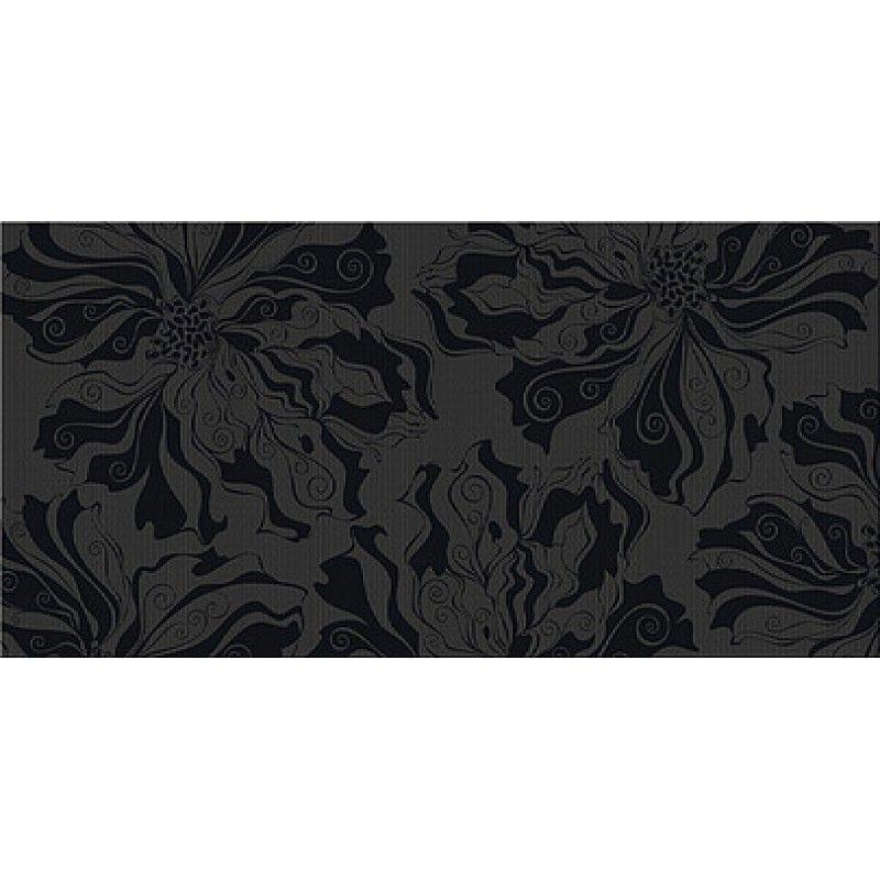 Керамическая плитка настенная Azori Валькирия Антрацит черный 405*201 (шт.) от Ravta