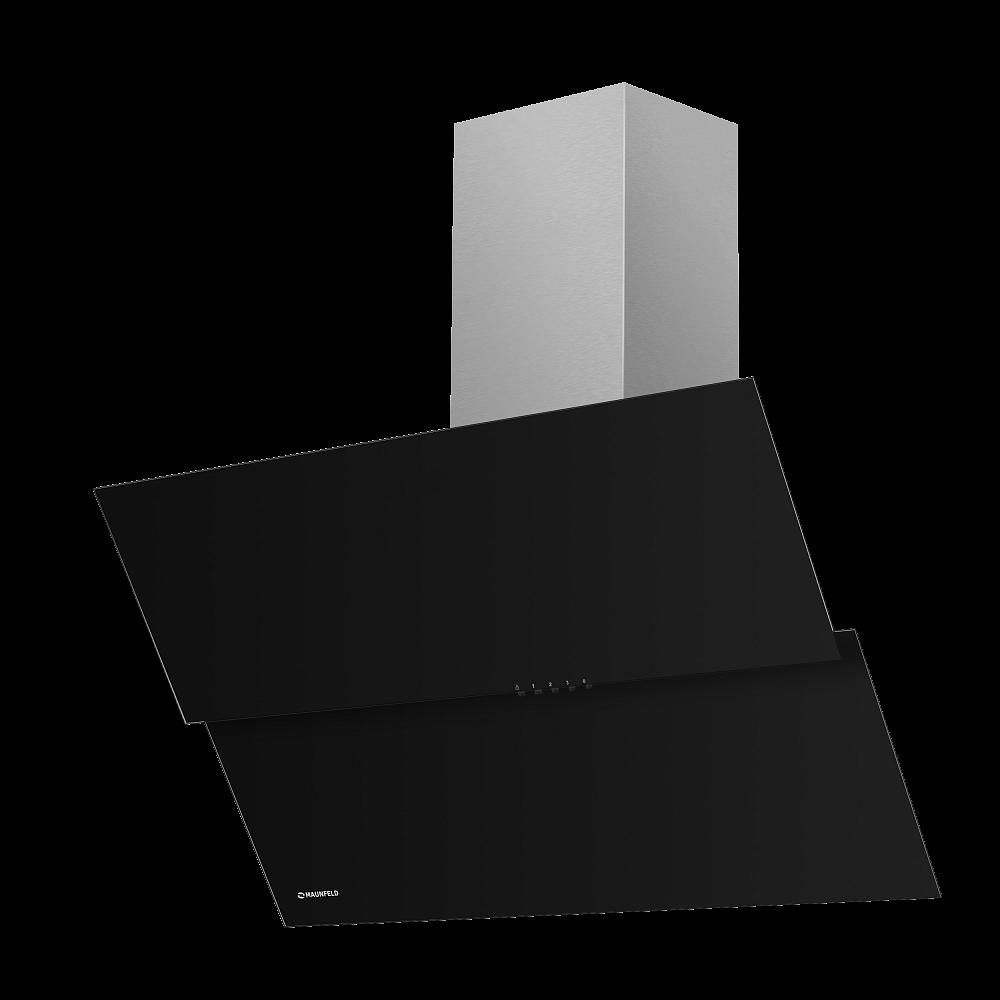 Вытяжка Maunfeld PLYM Light 60 (черный, черное стекло)Наклонные вытяжки<br>Оригинальный угольный фильтр в подарок!<br><br>Артикул: УТ000000941<br>Бренд: Maunfeld<br>Гарантия производителя: да<br>Вес упаковки (кг): 12<br>Цвет: черный<br>Ширина (см): 60<br>Производительность(м3/час): 620<br>Тип купольной вытяжки: пристенная<br>Наклонная вытяжка: да<br>Элементы управления: кнопочное