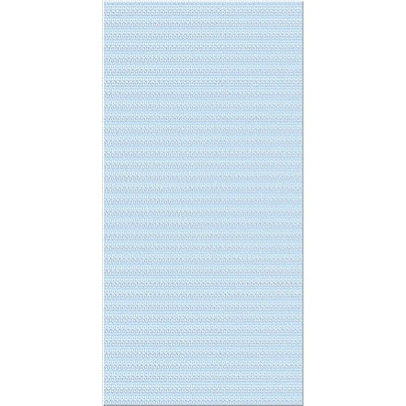 Керамическая плитка настенная Azori Кашмир Блю синий 405*201 (шт.) от Ravta