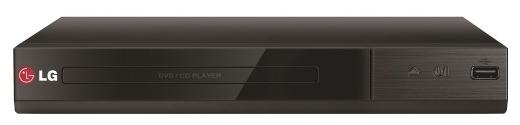DVD-плеер LG DP137 от Ravta