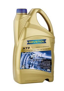 Масло Ravenol ATF+4 Fluid (4014835732193) (4л) от Ravta