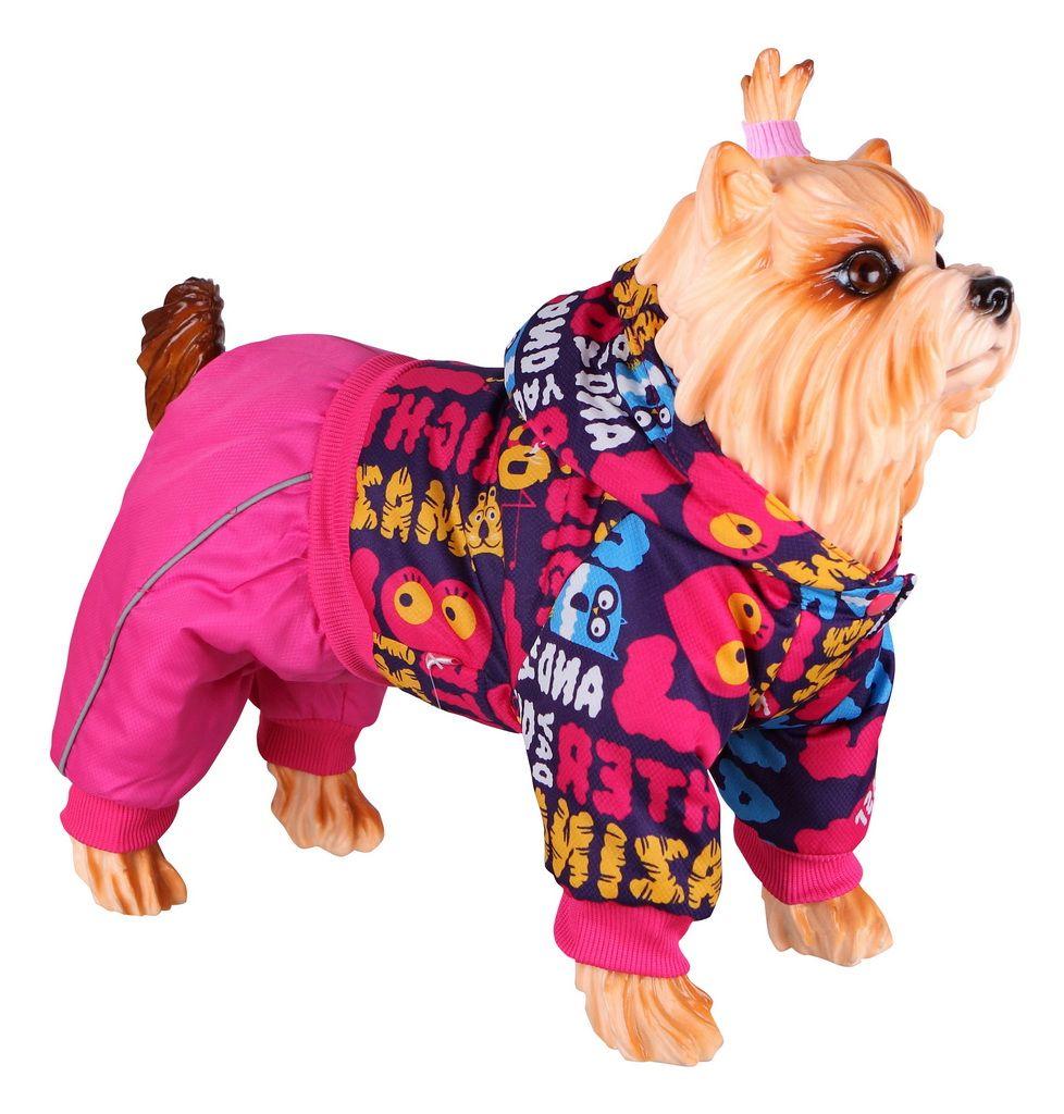 Комбинезон DEZZIE для собак, 20см, девочка, полиэстер, синтепон, арт. 5635530Одежда для животных<br><br><br>Артикул: 5635530<br>Бренд: DEZZIE<br>Вид: Комбинезоны<br>Страна-изготовитель: Китай<br>Для кого: Девочки