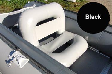 badger Кресло надувное (95х67х67 см), Black TRON92black_N4