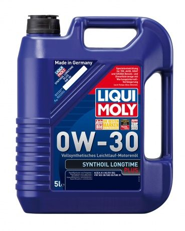 Масло Liqui Moly Synthoil Longtime Plus 0W 30 (5л) от Ravta