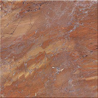 Керамическая плитка напольная Azori Attica Marron коричневый 333*333 (шт.) от Ravta