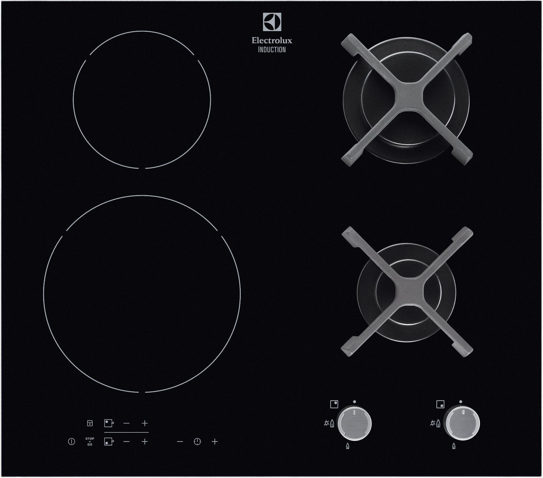 Комбинированная варочная панель ELECTROLUX EGD6576NOK от Ravta