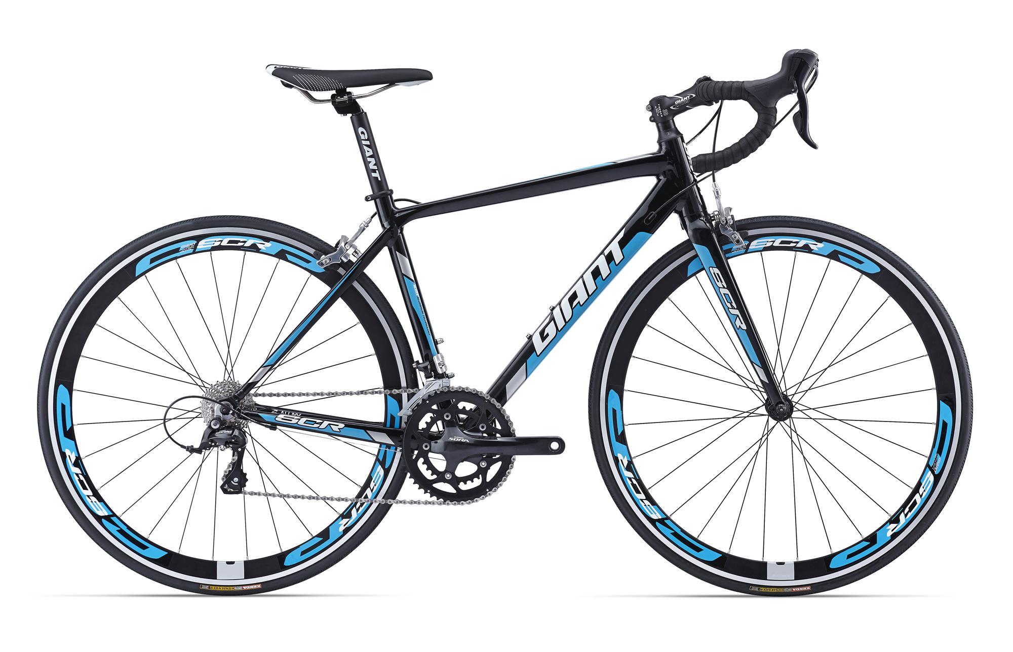 Велосипед SCR 1 Колесо:700c Рама:L Цвет:Черный от Ravta