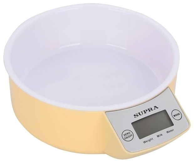 Кухонные весы Supra BSS-4085 beige от Ravta