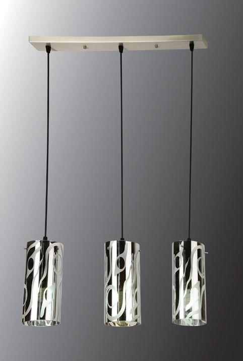 Люстра Модерн 2-5215-3-SY E27Люстры<br>Скидка 20%<br><br>Артикул: 2-5215-3-SY E27<br>Бренд: МАКСИСВЕТ<br>Вес (кг): 2,3<br>Коллекция светильников: Модерн<br>Длина светильника (мм): 605<br>Ширина светильника (мм): 100<br>Высота светильника (мм): 800<br>Цвет арматуры: SY (матовое серебро)<br>Тип цоколя светильника: E27<br>Количество ламп светильника: 3<br>Общая мощность освещения светильника (Вт): 120<br>Размер основания светильника: 550*60мм<br>Цвет плафона: хром/прозрачный<br>Материалы светильника: металл/стекло