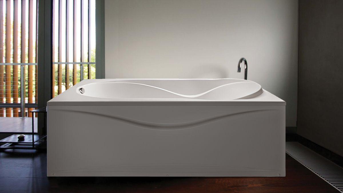 Ванна акриловая Eurolux Аполлония 180х90х49, объем 490 л, от Ravta