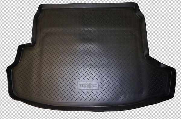 Коврик Norplast багажника для Nissan X-Trail (Ниссан Икстрейл) Т31 (2007-2014) (с органайзером) от Ravta