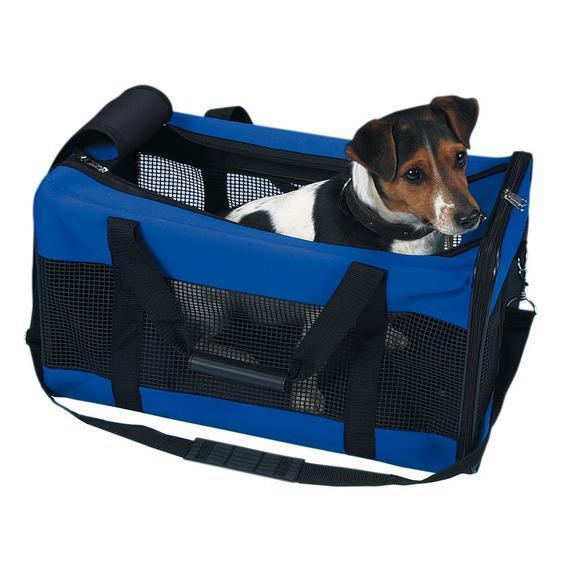 trixie Транспортная сумка TRIXIE 55*30*30см. синий 28761