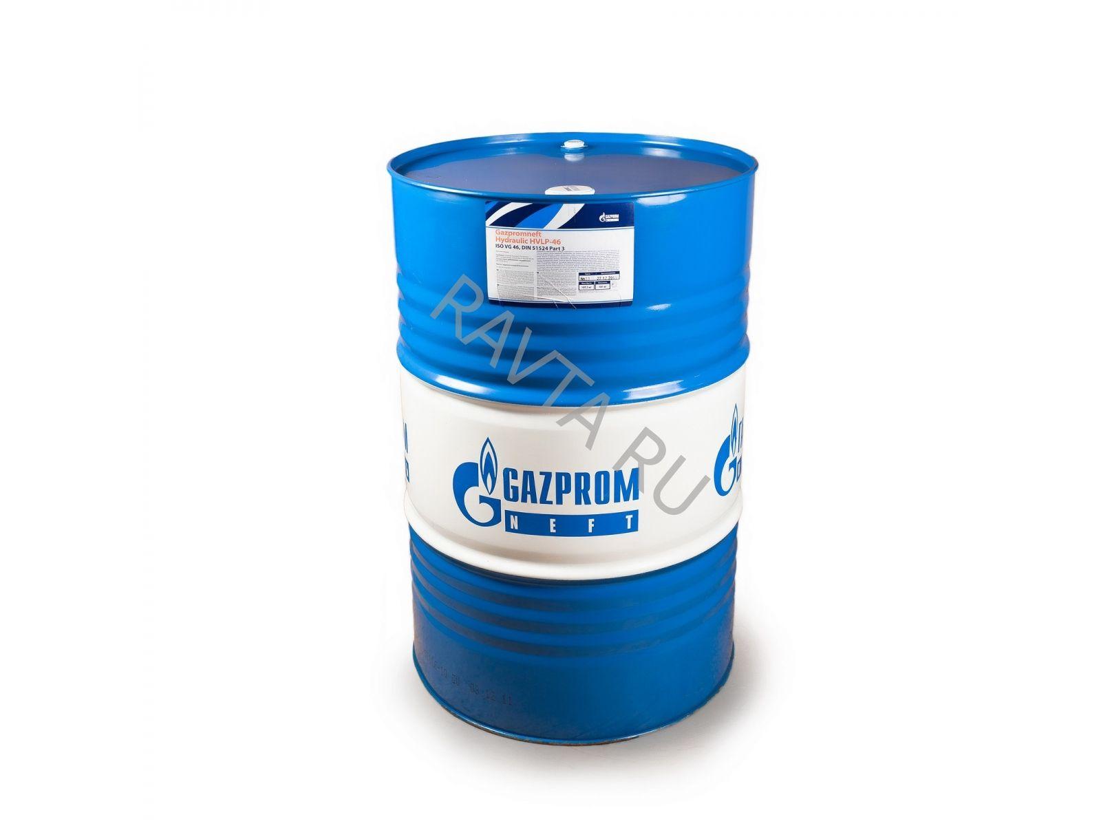 Масло Газпромнефть Hydraulic HVLP-46 (205л) от Ravta