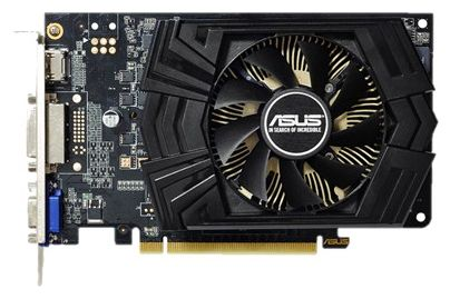 Видеокарта ASUS GeForce GT740 GT740-OC-2GD5 2Гб PCIE16 GDDR5 от Ravta