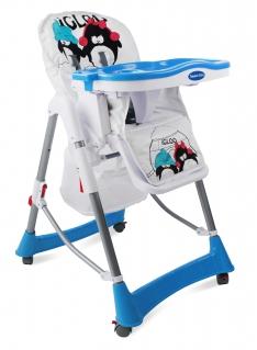 Стульчик для кормления Sweet Baby Couple AquaСтолы и стульчики, кресла<br><br><br>Артикул: 286 694<br>Бренд: Sweet Baby