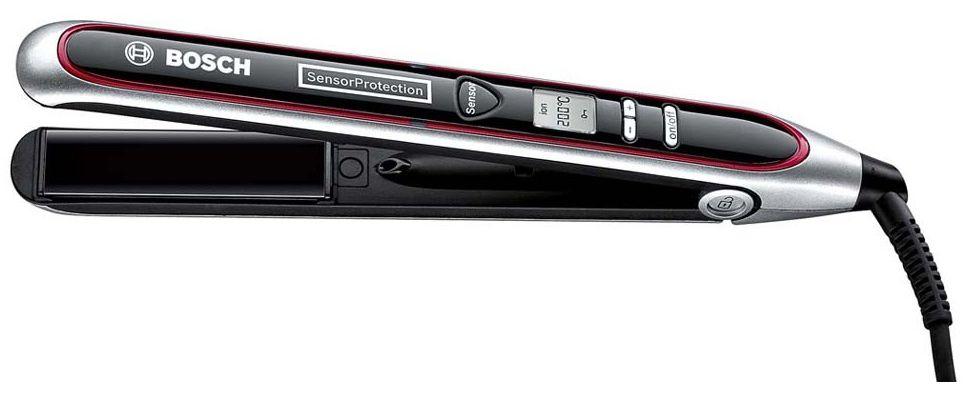 Выпрямитель для волос Bosch PHS8667Фены, приборы для укладки волос<br><br><br>Артикул: 1209124159<br>Бренд: Bosch<br>Вид: выпрямитель<br>Потребляемая мощность (Вт): 33<br>Max. температура нагрева: 200C