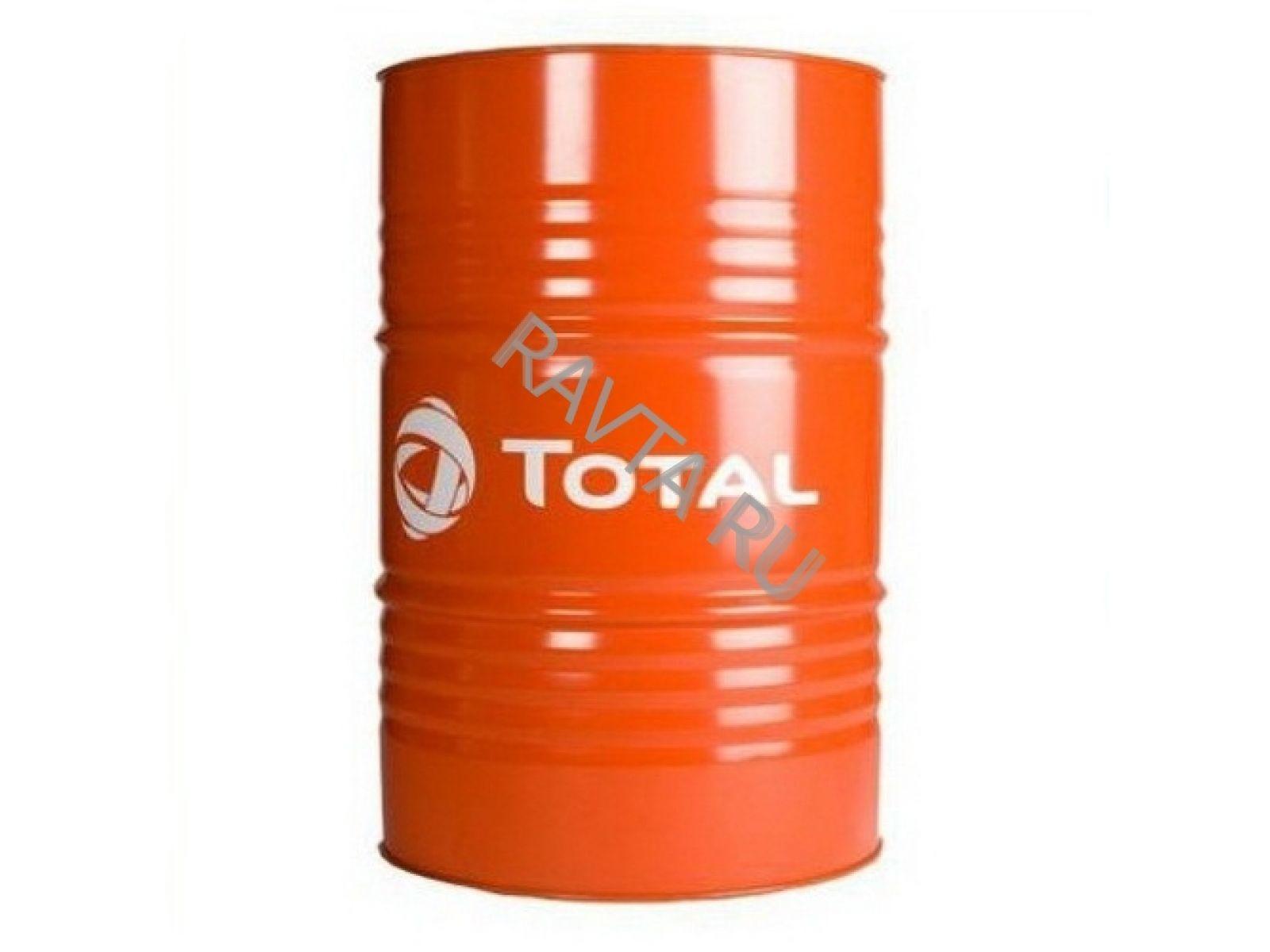 Масло Total Dynatrans AC 10W (208л) от Ravta
