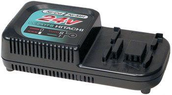 Зарядное устройство HITACHI UC24YFB для Ni-MH, Ni-C аккумуляторов-слайдеров мод. EB2420, EB2430HA, EB2433X от Ravta