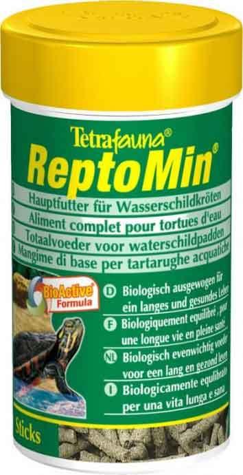 tetra Корм основной для водных черепах Tetra ReptoMin Sticks 1000 ml 204270