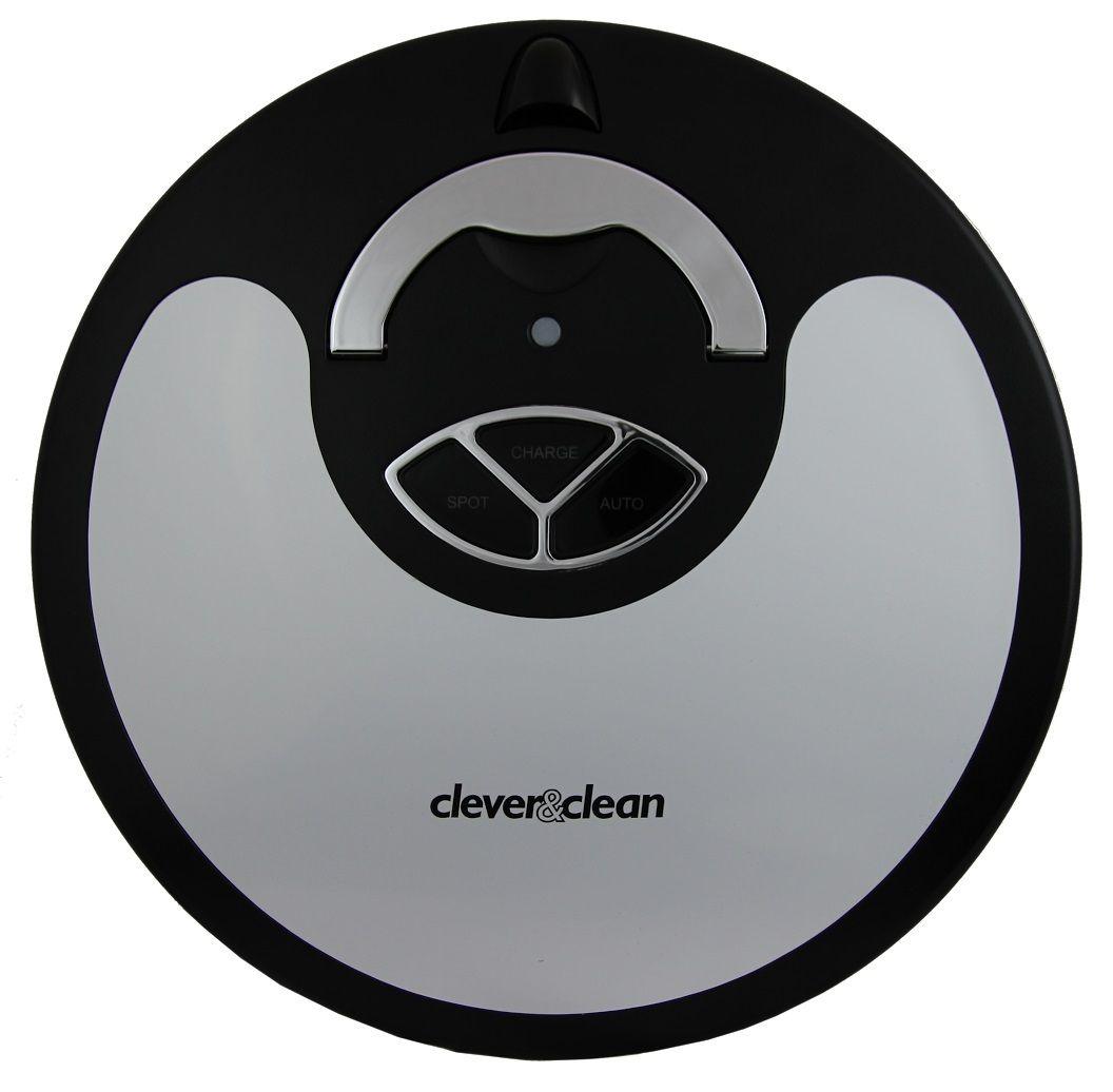 Робот-пылесос Clever&Clean Z10 от Ravta