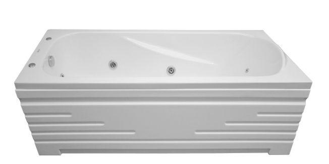Панель фронтальная Espa Полоски 170 (к ванне Лиана, Милана) от Ravta