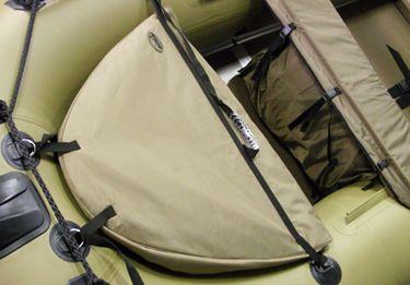 badger Носовая сумка (86*65*28 см), Olive bow_bag_oliv