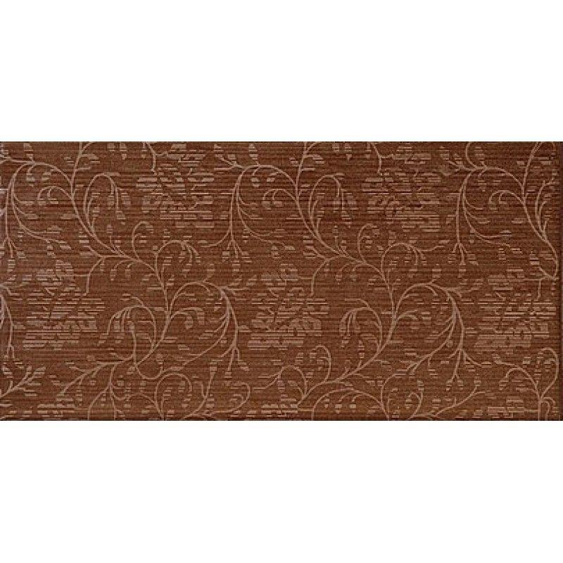 Керамическая плитка настенная Azori Кристалл Какао коричневый 405*201 (шт.) от Ravta