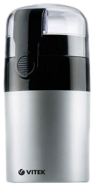 Кофемолка Vitek VT-1540 SR серебряный от Ravta