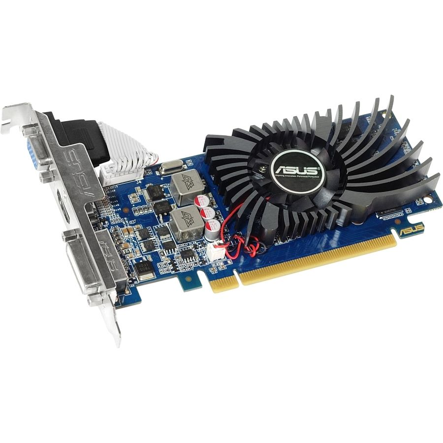 Видеокарта ASUS GeForce GT610 GT610-1GD3-L 1Гб VGA PCIE16 GDDR3 от Ravta