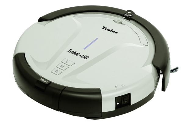 Робот-пылесос Tesler Trobot-190 от Ravta