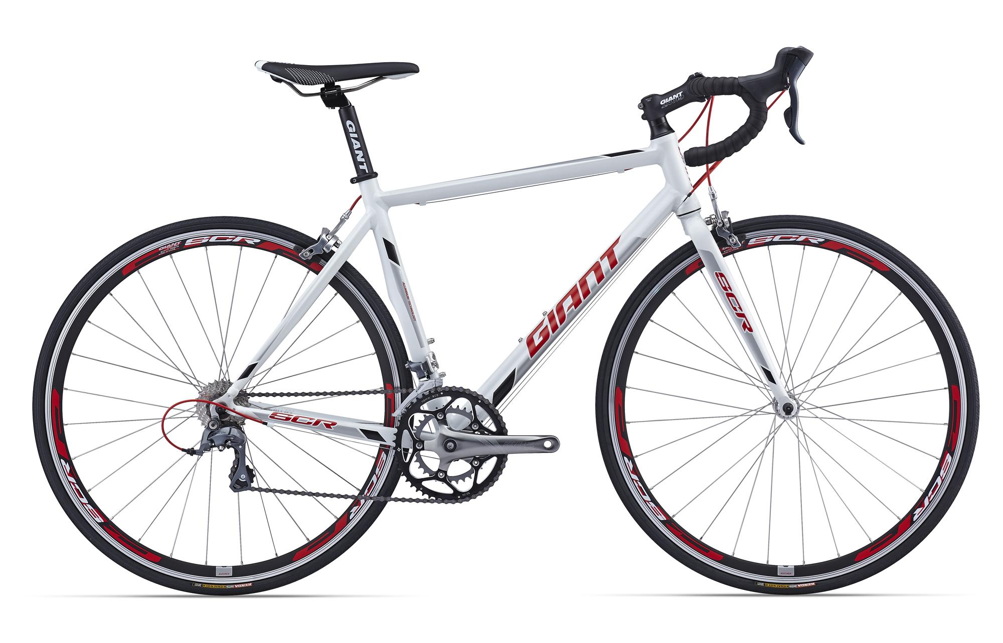 Велосипед SCR 2 Колесо:700c Рама:M Цвет:Белый от Ravta
