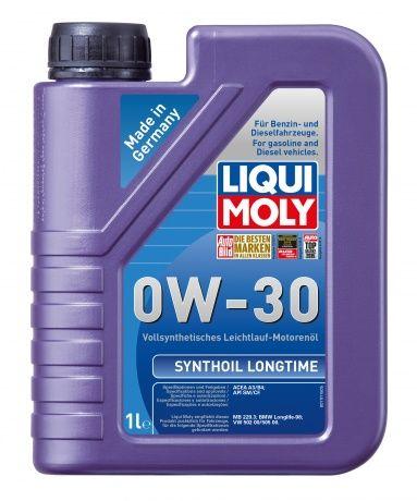 Масло Liqui Moly Synthoil Longtime 0W 30 (1л) от Ravta