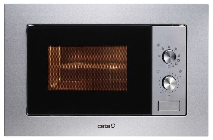 Встраиваемая микроволновая печь CATA MC 20 IXВстраиваемые микроволновые печи<br><br><br>Артикул: MC 20 IX<br>Бренд: CATA<br>Гарантия производителя: да