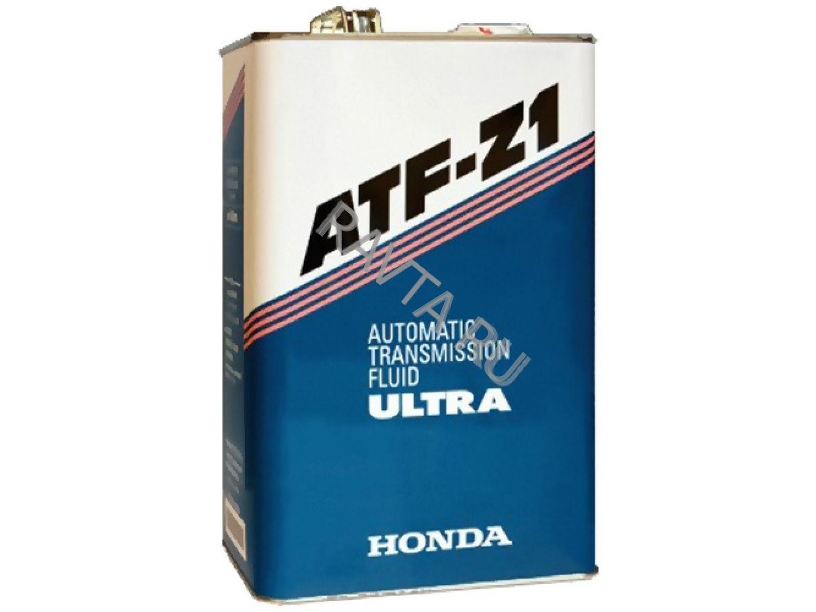 Масло Honda ATF Z1 Ultra (4л) от Ravta