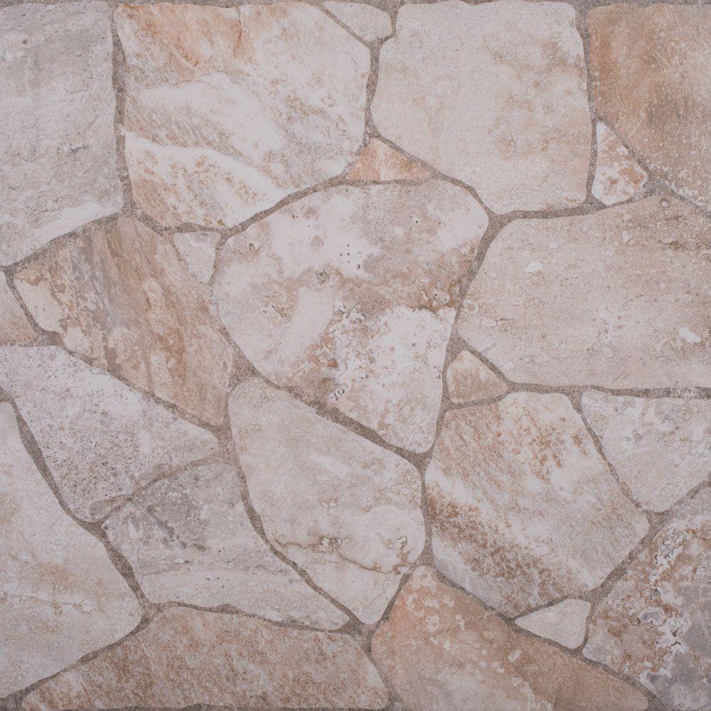 Керамогранит напольный Шахтинская плитка Camelot 02 серый 450*450 (шт.) от Ravta