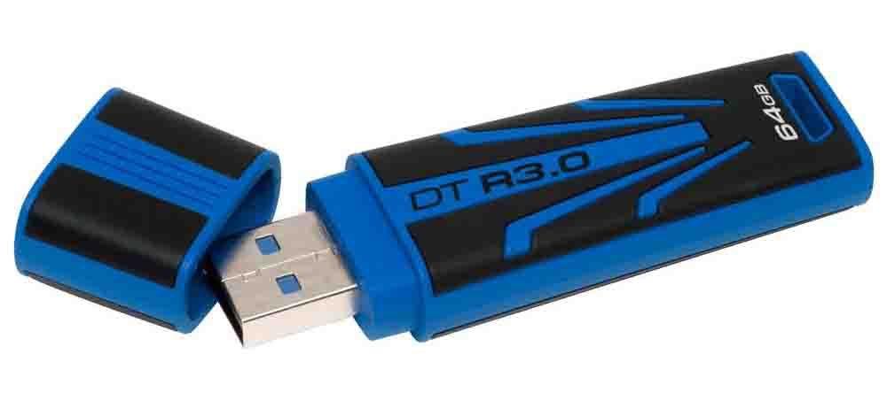 Флеш-карта Kingston DTR30 USB3.0 64 Gb от Ravta