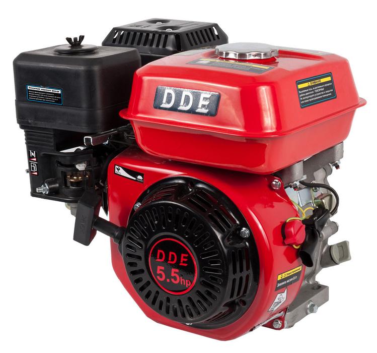 Двигатель бензиновый DDE 168F-S20 от Ravta