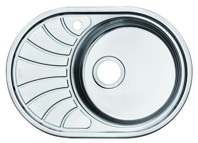 Мойка для кухни Iddis Suno (арт.SUN65SRi77) нержавеющая сталь от Ravta