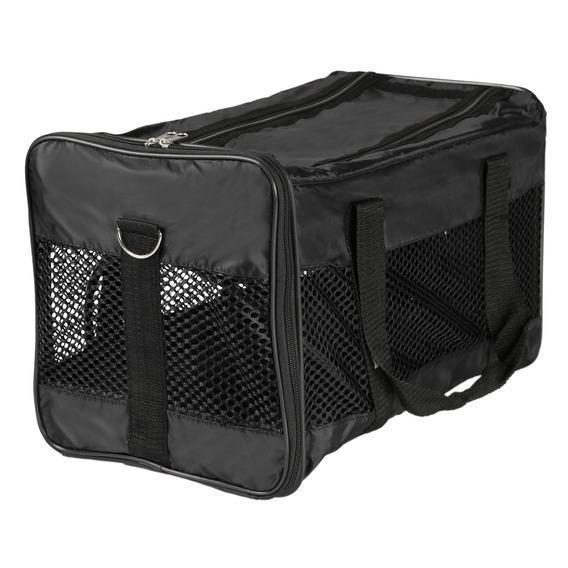 trixie Транспортная сумка TRIXIE 55*30*30см., нейлон, черная 28851