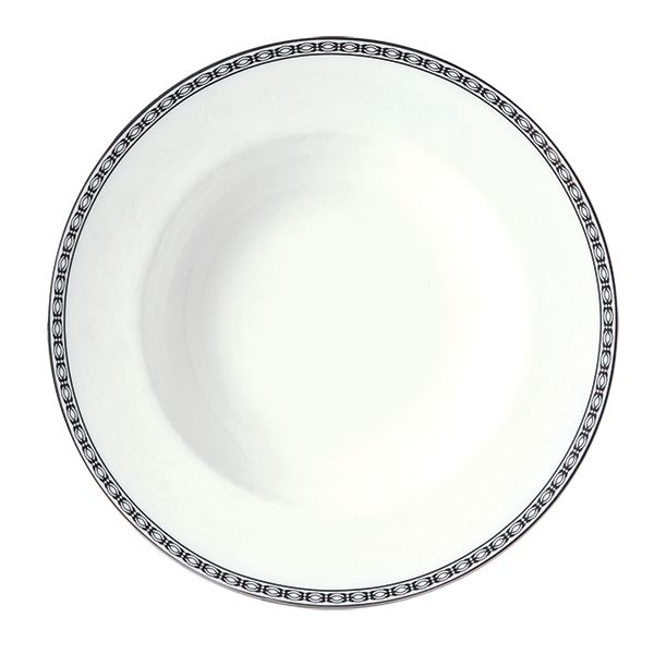 Набор тарелок суповых Esprado Arista White 6шт (арт.AW30B23E301) от Ravta