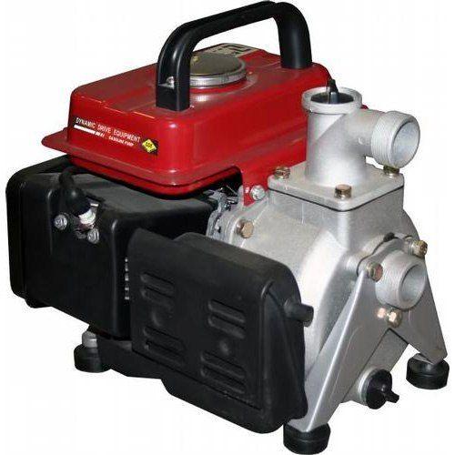 Мотопомпа DDE PN40-II, бензиновая вых.40мм 2лс 23м 15м3/ч 1.6л 12.5кг 2-хтакт PN40-II от Ravta